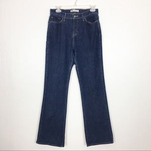 Levi's 512 Perfectly Slimming Bootcut Jeans- Sz 10